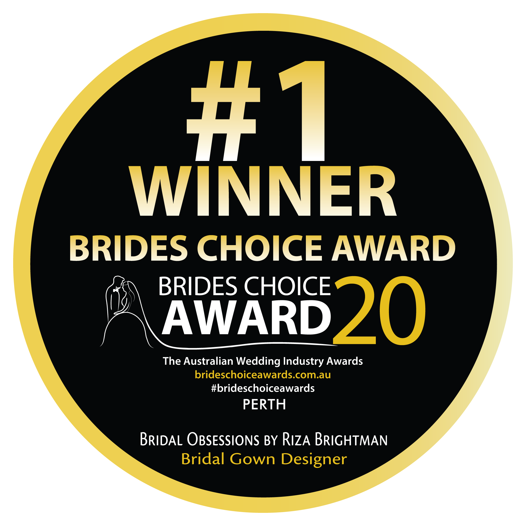 Bridal gown designer